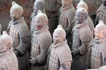 Terracotta Warriors and Horses Museum Tour with Airport Pickup or Drop-off Transfer