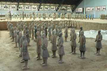 Xi'an Layover: Terracotta Warriors and Horses Museum With Airport Transfer