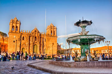 Small Group Cusco City Tour and 04 nearby Ruins