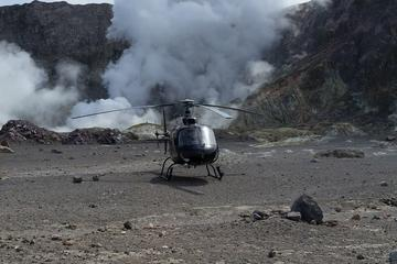 White Island Volcano Helicopter Flight With Optional Tour