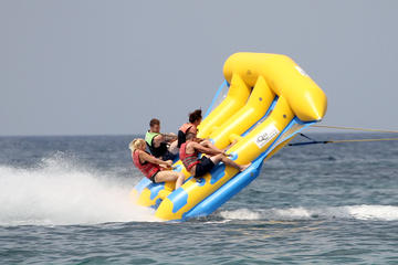 Day Tour Bali Water Sport and Uluwatu Sunset with Kecak Dance