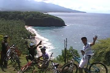 East Bali Bike Tour: Putung to Virgin Beach