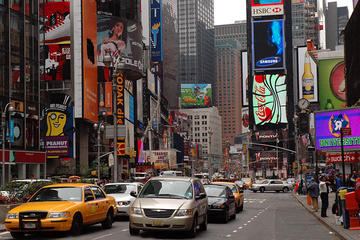 New York Tour by Subway and Bus with...