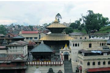 Kathmandu 5-Night Tour with 3-Day Trek to Chisopani, Nagarkot and...