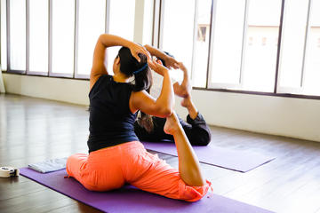 1.5-Hour Yoga or Pilates Group Class in Seminyak