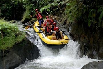 White-Water-Rafting auf dem Ayung