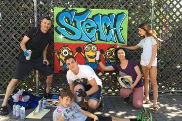 New York City Graffiti-Kurs – private Tour