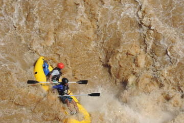 Full-Day White-Water Rafting from...