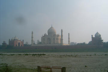 Agra Private Tour: Taj Mahal, Agra Fort, Tomb of Itimad-ud-Daulah and...