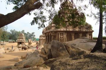 Full-Day Mahabalipuarm Tour from...