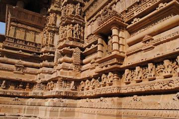 Private Full Day Temple Tour Khajuraho Chitragupta Temple Duladeo Temple Kandariya Mahadeo