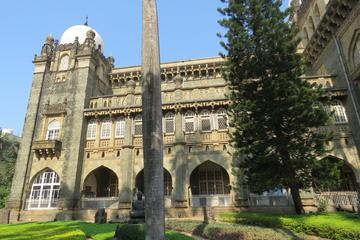 Private Mumbai Tour: Banganga Hanging Garden, Mani Bhavan Prince of Wales Musuem, Dhobi Ghat