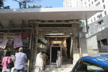 Private Mumbai Tour: Mumbai Temple Tour