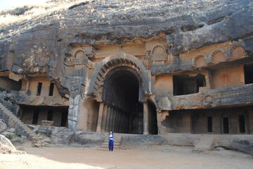 Private Tour: Full-Day Karla and Bhaja Caves from Mumbai
