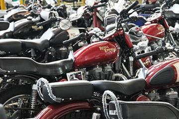 Private Tour - Half Day Visit Royal Enfield Factory And Half Day City...