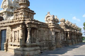Private Tour: Kanchipuram and...