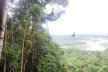 Amazon Tour in Ecuador: Puyo Day Trip from Baños