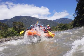 Rafting en aguas bravas en Baños