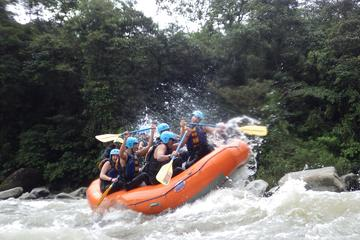 White Water Rafting in Baños