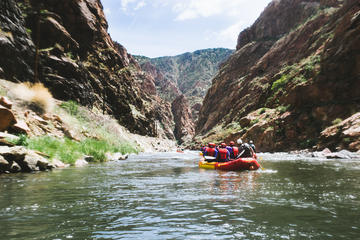 Royal Gorge Full-Day Rafting Tour in...