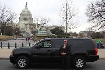Serviço de carro para o Aeroporto Nacional Ronald Reagan (DCA)