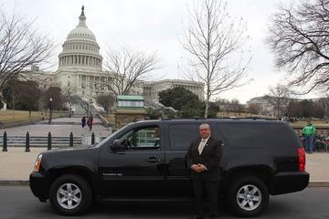 Servicio de coche al aeropuerto nacional Ronald Reagan DCA