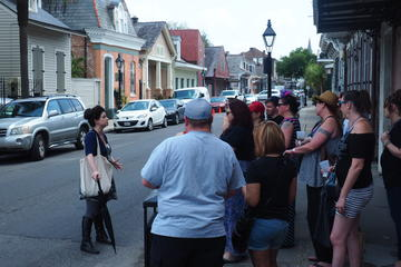 Saints and Sinners Walking Tour in...