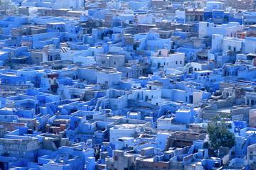 Blue City Heritage Walking Tour