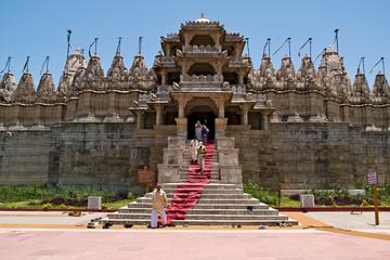 Jaisalmer To Udaipur With 1 Night Stay At Ranakpur