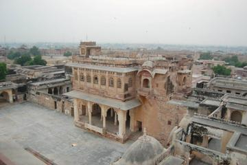 Private  Day Trip to Nagaur Fort from...