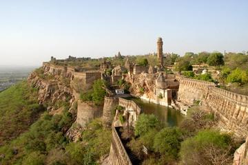 Private Independent Day Trip to Chittorgarh Fort from Udaipur