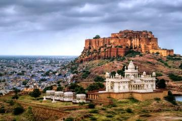 Private Transfer from Jaisalmer to Jodhpur