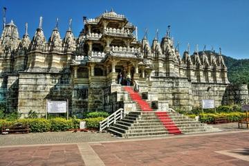 Private Transfer From  Udaipur To Jodhpur Via Ranakpur Jain Temple