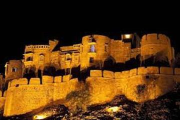 Private Transfer: Jodhpur To Jaisalmer