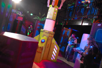 Book Bounce Milwaukee Unlimited Admission on Viator