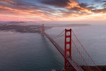 Excursão aérea em São Francisco
