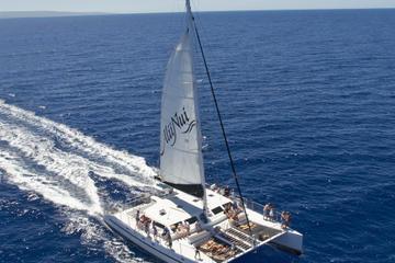 Luxury Molokini Deluxe Snorkel Sail
