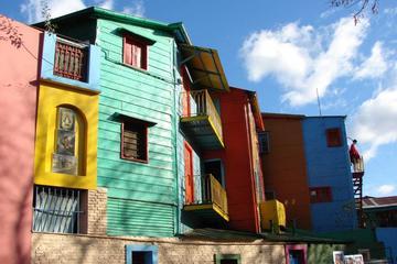 Visita privada: recorrido turístico por la ciudad de Buenos Aires