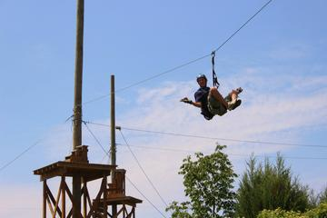 Door County Zip Line Tour