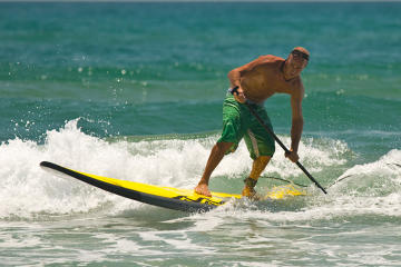 Stand Up Paddle Board Rental on South Padre Island