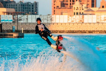 Book Flyboarding Lessons on South Padre Island on Viator