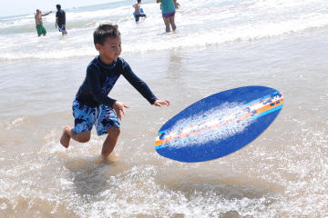 Book Skim Board Rental on South Padre Island on Viator