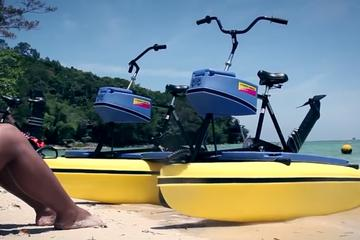 Water Bike Rental on South Padre Island