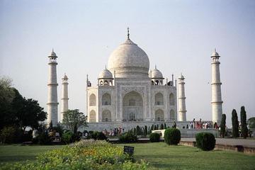 Excursion d'une journée en petit groupe au Taj Mahal