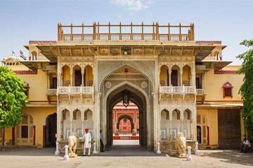 Golden Triangle Tour by Private Car
