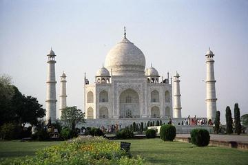 Taj Mahal Private Day Trip