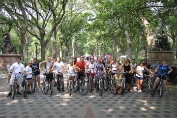 Excursão de bicicleta em pequenos grupos no Central Park