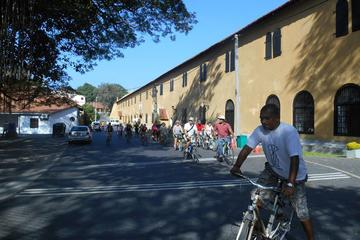 City & Fort Cycling tour em Galle