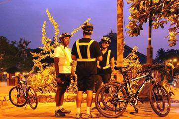 Private night cycling tour in Colombo