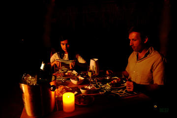 Romantic BBQ Dinner in the jungle of...
